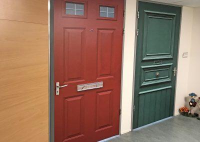Interieur folie voor deuren