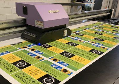 UV digitaal printtechniek
